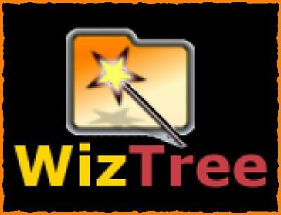 WizTree 3.37 Portable by Antibody Software
